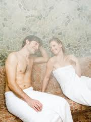 Steam room benefits your skin and your health